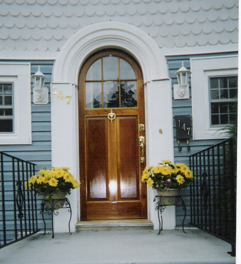 Home entrance door arched exterior doors for Arch door design