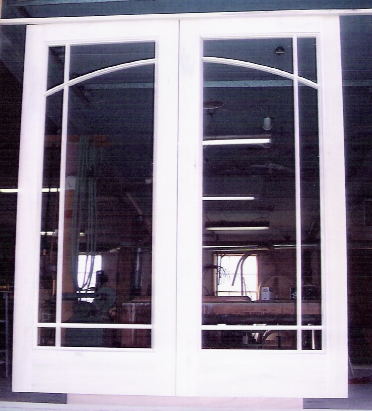 Prehung Interior Glass Doors
