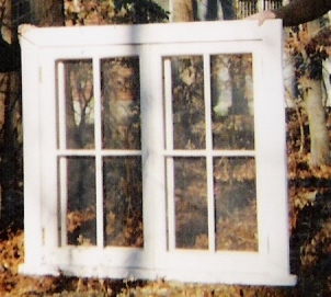Double Casement Window