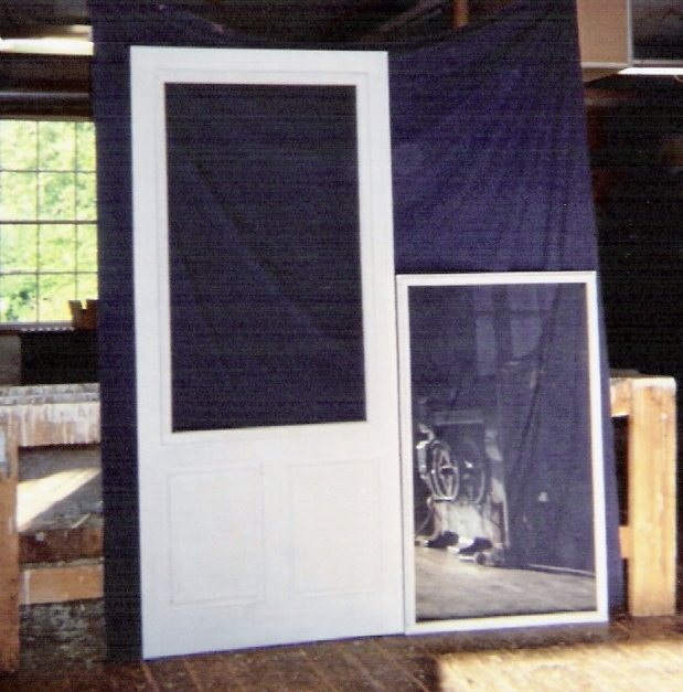 Storm doors screen doors andersen windows autos post Screen door replacement