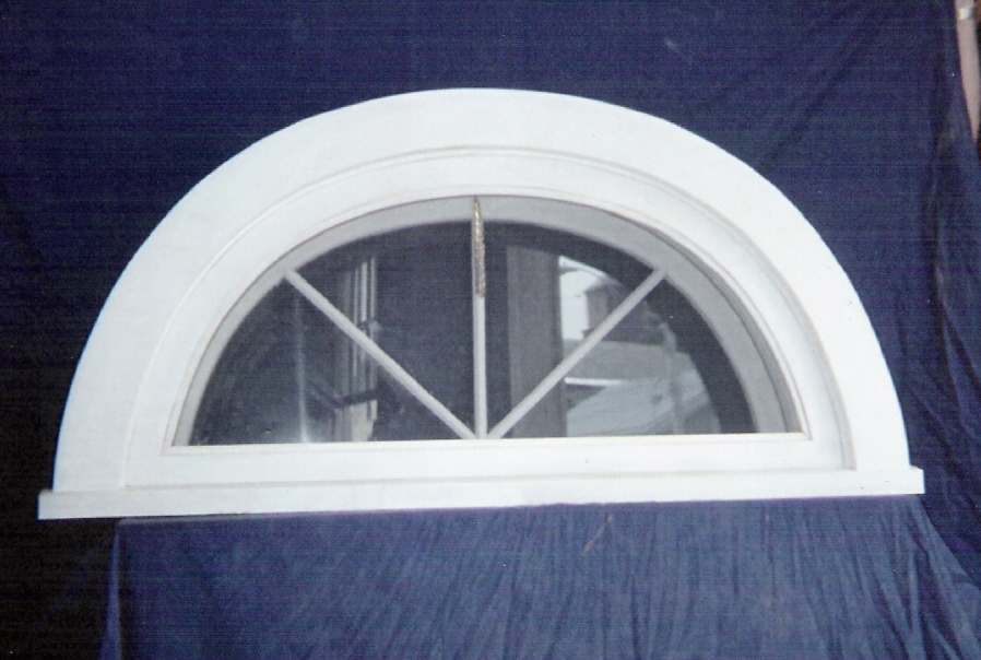 Arch Top Windows Custom Built Wood Sashes Traditional
